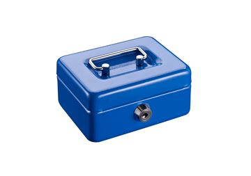 Picture of Mini Cash Box - Blue
