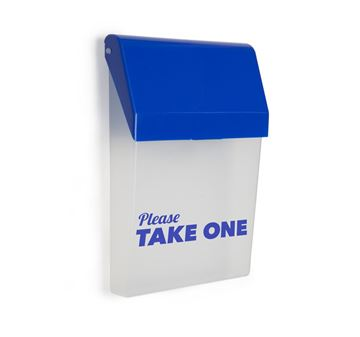 Picture of Info Box Suits A4 Catalogues