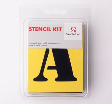 Picture of 100mm Stencil Kit