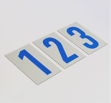 Picture of 85mm Reflecta Numeral
