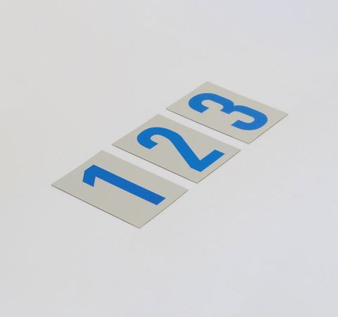 Picture of 65mm Reflecta Numeral