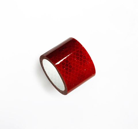 Picture of Reflective Tape Red 38mm x 2400mm