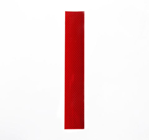 Picture of Reflective Strips Red 50mm x 300mm
