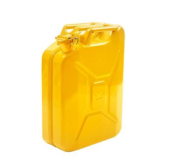 Picture of Metal Jerry Can 20 LT Yellow