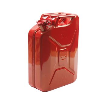 Picture of Metal Jerry Cans 20LT Red