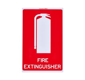 "Picture of Medium Sign ""Fire Extinguisher"""