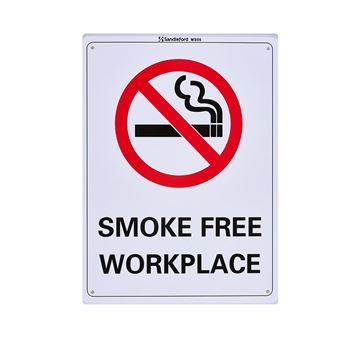 "Picture of Medium Sign ""Smoke Free Workplace"""