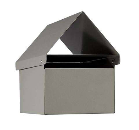 Picture of TRIAD LETTERBOX SILVER
