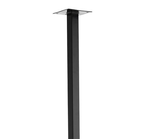 Picture of ECONOMY POST MEDIUM BLACK