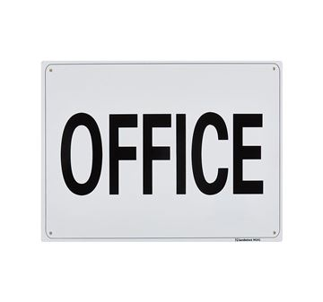 "Picture of Medium Sign ""Office"""