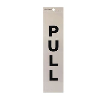 "Picture of 245 x 58 mm ""Pull"""