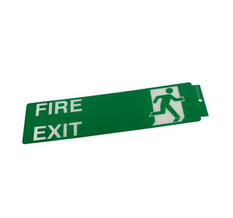 "Picture of 330 x 95 mm ""Fire Exit"""