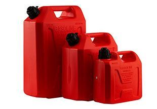 Picture for category Plastic Fuel Cans