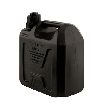 Picture of Plastic Fuel Can Black - 5L