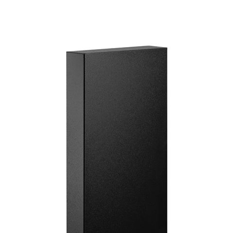 Picture of Black Vertical Upright