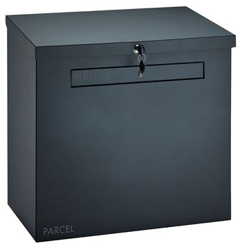 Picture of Parcel Box With Bottom Lock